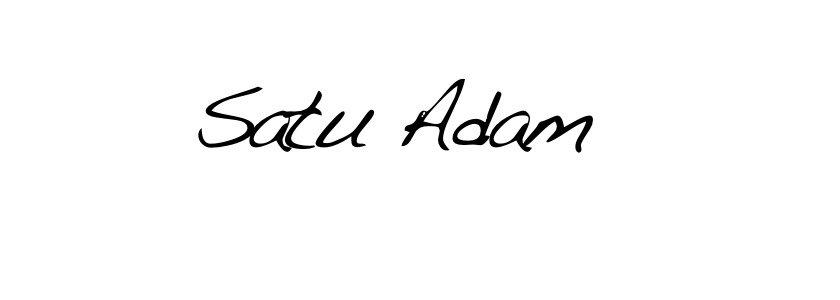 Satu Adam