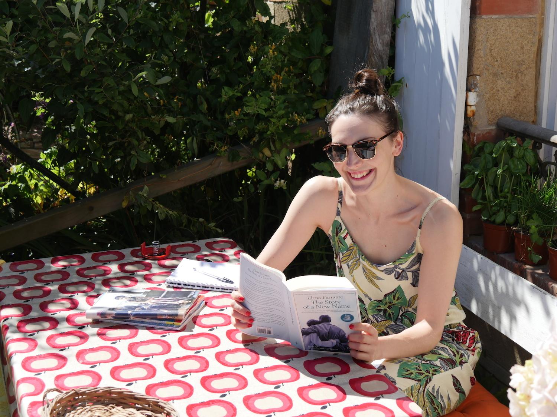 Reading Elena Ferrante