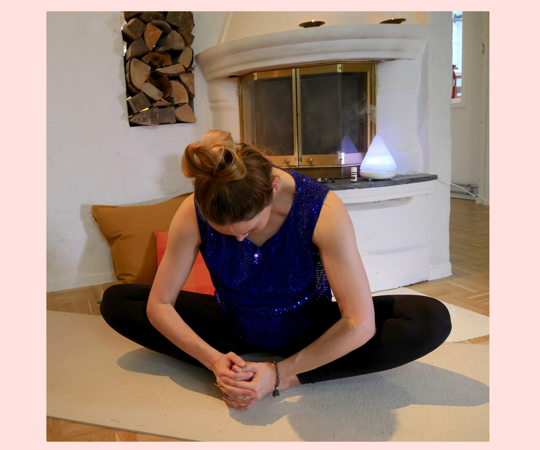 yoga asanas by satu